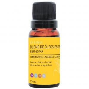 OLEO ESSENCIAL BEM ESTAR BLEND - 15ML