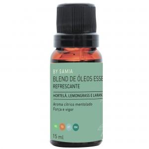 OLEO ESSENCIAL REFRESCANTE BLEND - 15ML